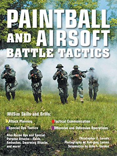 9780760330630: Paintball and Airsoft Battle Tactics