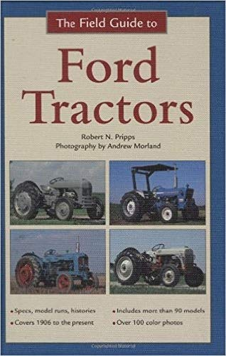 9780760330760: The Field Guide to Ford Tractors