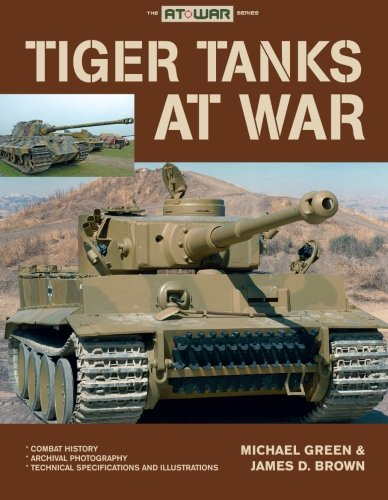 9780760331125: Tiger Tanks at War