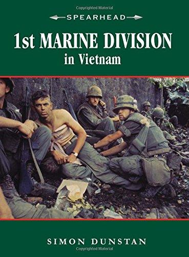 9780760331590: 1st Marine Division in Vietnam (Spearhead)