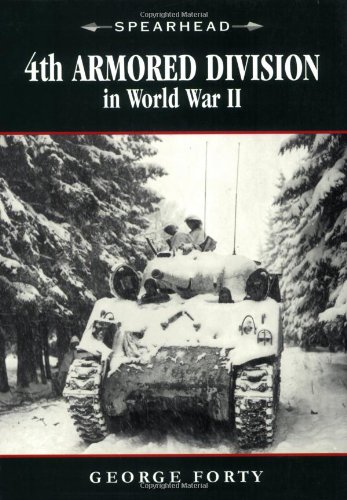 9780760331606: 4th Armored Division in World War II (Spearhead)