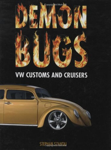 9780760331620: Demon Bugs: VW Customs and Cruisers