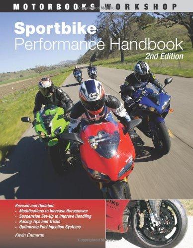9780760331835: Sportbike Performance Handbook (Motorbooks Workshop)