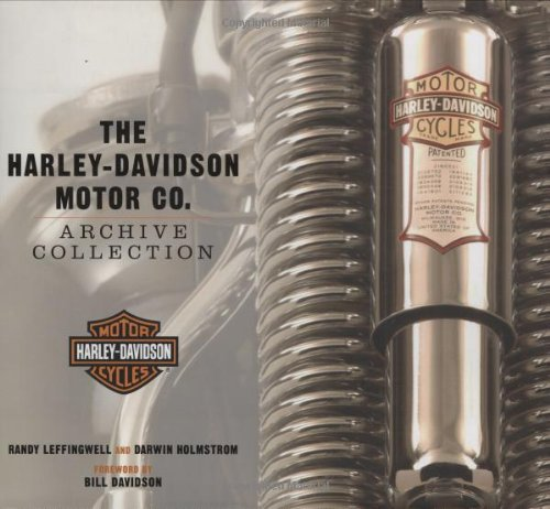 9780760331842: The Harley-Davidson Motor Co. Archive Collection
