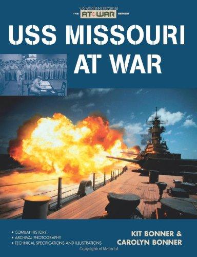 9780760332191: USS Missouri at War