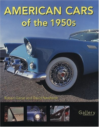 9780760332306: American Cars of the 1950s (Gallery)