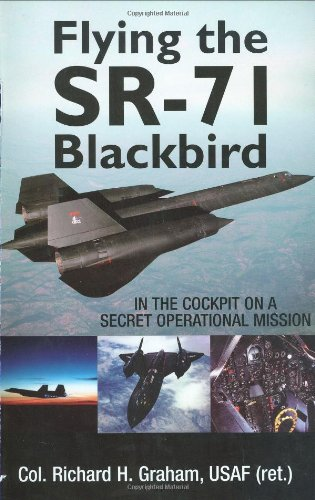 9780760332399: Flying the SR-71 Blackbird: In the Cockpit on a Secret Operational Mission