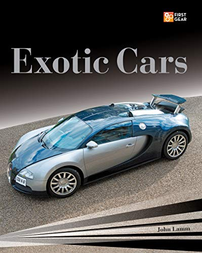 9780760332610: Exotic Cars (First Gear)