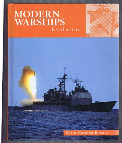 9780760332832: Modern Warships Evolution.