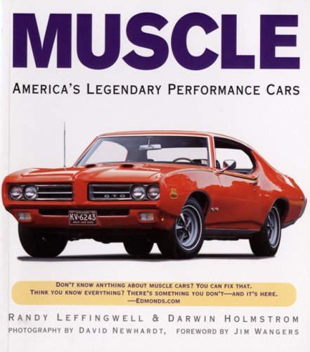 9780760333051: Muscle: America's Legendary Performance Cars
