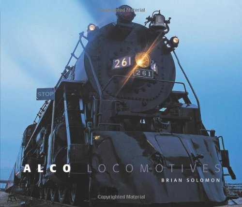 9780760333389: Alco Locomotives