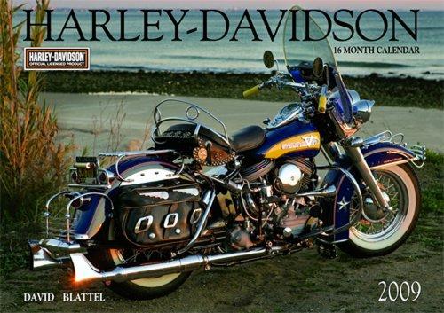 9780760334010: Harley-Davidson 2009 Calendar