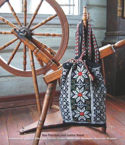 Norwegian Handcrafts: Heirloom Designs from Vesterheim Museum