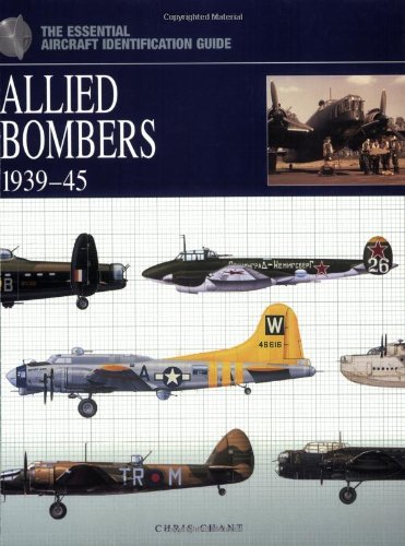 9780760334508: Allied Bombers 1939-45 (The Essential Aircraft Identification Guide)