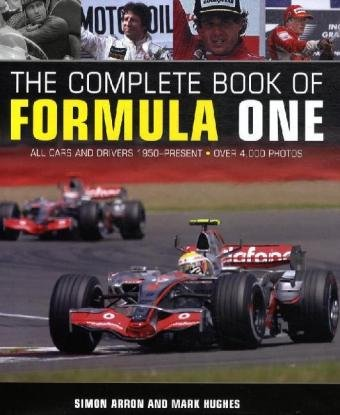 9780760334560: The Complete Book of Formula One