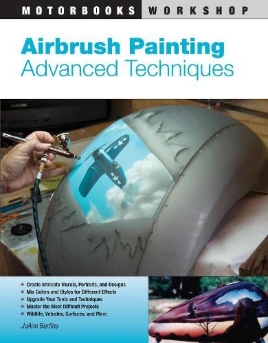 9780760335031: Airbrush Painting: Advanced Techniques (Motorbooks Workshop)