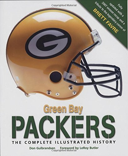 9780760335055: Green Bay Packers: The Complete Illustrated History