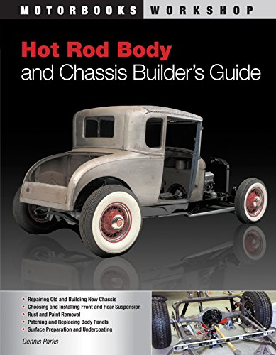9780760335321: Hot Rod Body and Chassis Builder's Guide (Motorbooks Workshop)