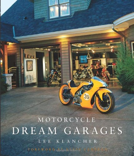 9780760335505: Motorcycle Dream Garages