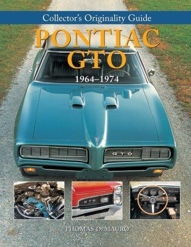 9780760335581: Collector's Originality Guide Pontiac GTO 1964-1974