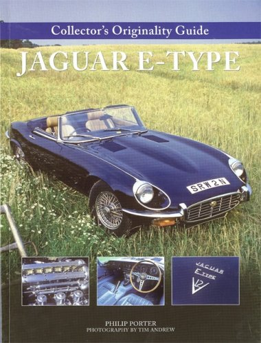 9780760335604: Collector's Originality Guide Jaguar E-Type