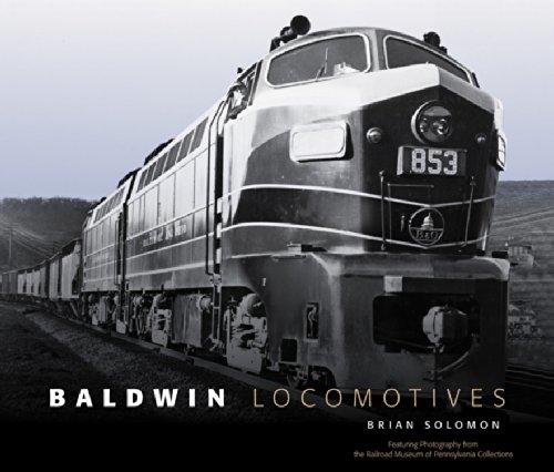 9780760335895: Baldwin Locomotives