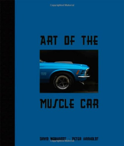9780760335918: Art of the Muscle Car