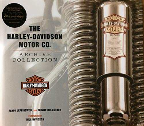 The Harley-Davidson Motor Co. Archive Collection Commerative: Darwin Holmstrom, Randy