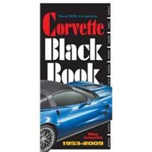 9780760336021: Corvette Black Book 1953-2009