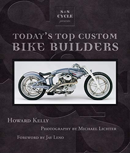9780760336038: S&S Cycle Presents Today's Top Custom Bike Builders