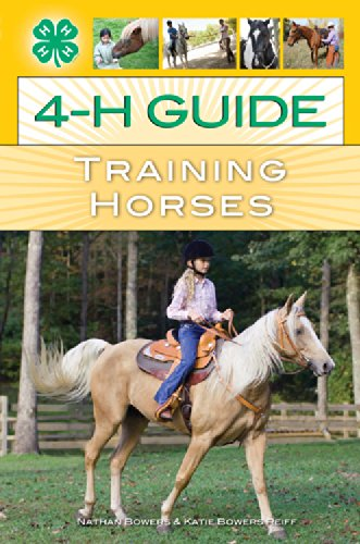 9780760336274: The 4-H Guide to Training Horses