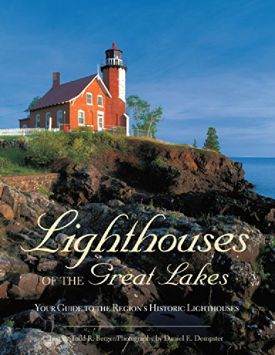 9780760336496: Lighthouses of the Great Lakes: Your Guide to the Region's Historic Lighthouses