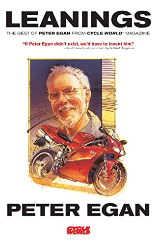 9780760336571: Leanings: The Best of Peter Egan from Cycle World Magazine