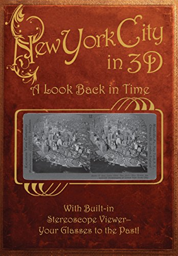 9780760337226: New York City in 3-D: A Look Back in Time