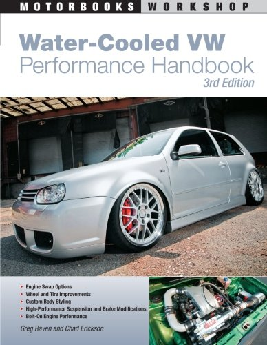 9780760337660: Water-Cooled VW Performance Handbook: 3rd edition (Motorbooks Workshop)
