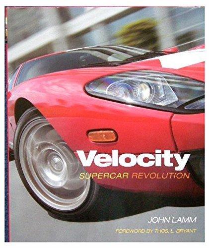 9780760337912: Velocity Super Car Revolution