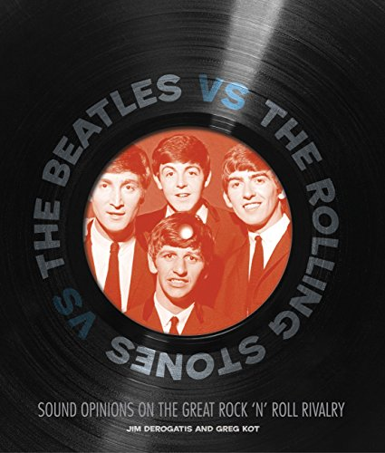 9780760338131: The Beatles vs The Rolling Stones: Sound Opinions on the Great Rock 'N' Roll Rivalry