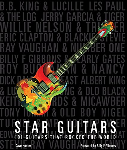 9780760338216: Star Guitars: 101 Guitars That Rocked the World