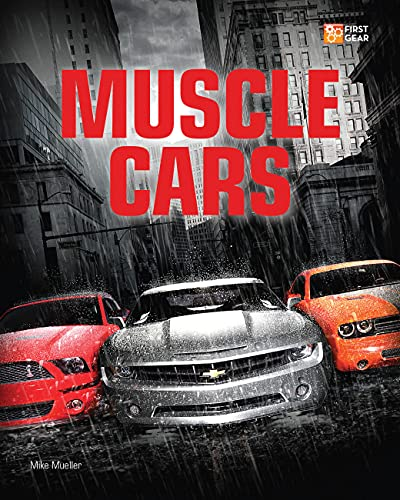 9780760338377: Muscle Cars (First Gear)
