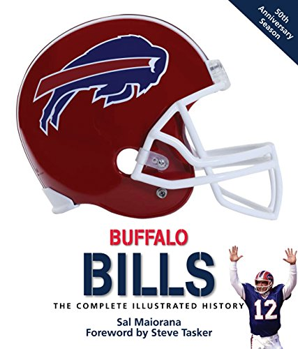 9780760338520: Buffalo Bills: The Complete Illustrated History
