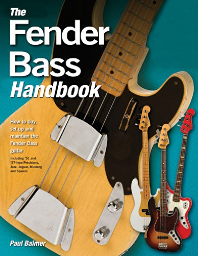 9780760338629: The Fender Bass Handbook: How to Buy, Maintain, Set Up, Troubleshoot, and Modify Your Bass