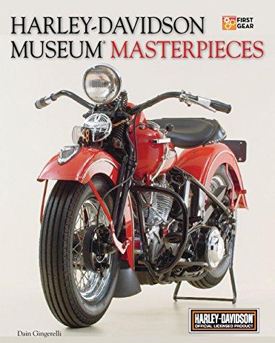 9780760338940: Harley-Davidson Museum Masterpieces: Road Bikes (First Gear)