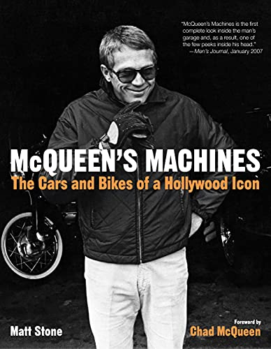 9780760338957: Mcqueen's Machines: The Cars and Bikes of a Hollywood Icon