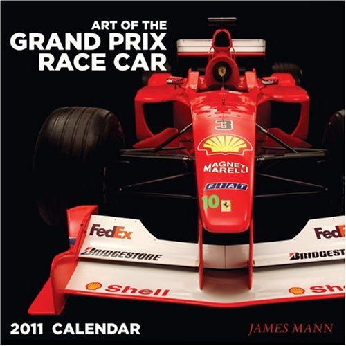 9780760339213: Art of the Grand Prix Race Car Calendar