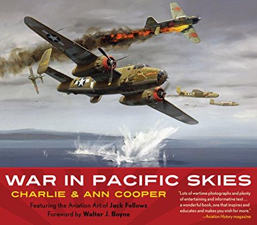 9780760339329: War in Pacific Skies