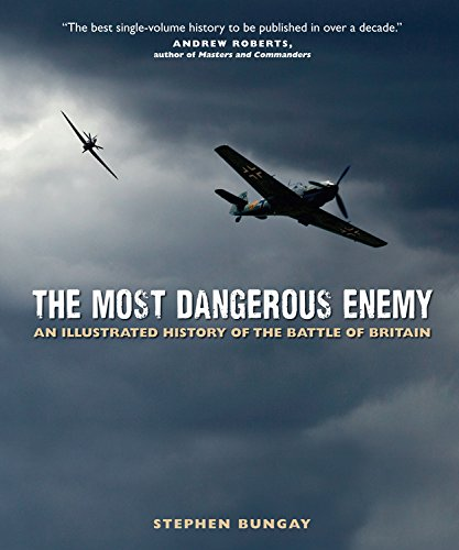 9780760339367: The Most Dangerous Enemy: An Illustrated History of the Battle of Britain