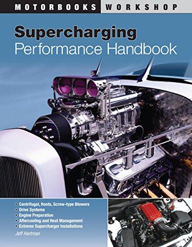 9780760339381: Supercharging Performance Handbook (Motorbooks Workshop)