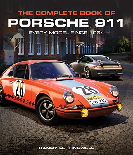 9780760339398: The Complete Book of Porsche 911: Every Model Since 1964