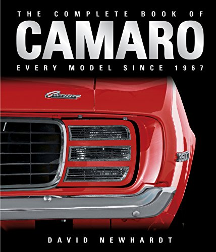 9780760339619: The Complete Book of Camaro: Every Model Since 1967