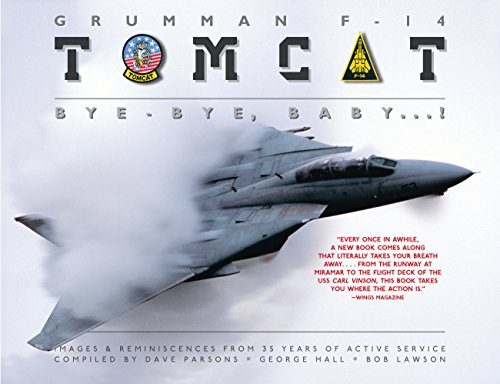 9780760339817: Grumman F-14 Tomcat: Bye-Bye, Baby...!: Images & Reminiscences From 35 Years of Active Service